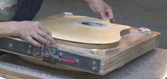 Guitar Body Jointing Technology