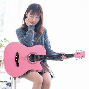 38 Inch Acoustic Guitar for Beginner