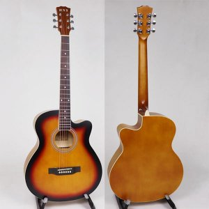 40 Inch Acoustic Guitar OEM Provide