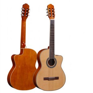 Sapele Plywood Acoustic Guitar