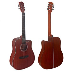 41 Inch Spruce Sapele acoustic Guitar