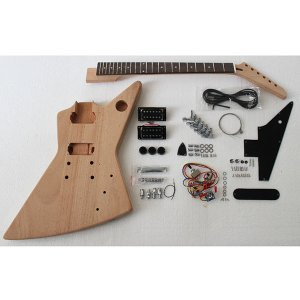 Custom Flying Style Jazz Guitar Electric Kits