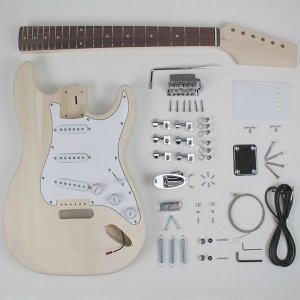 DIY St Electric Guitar Kits