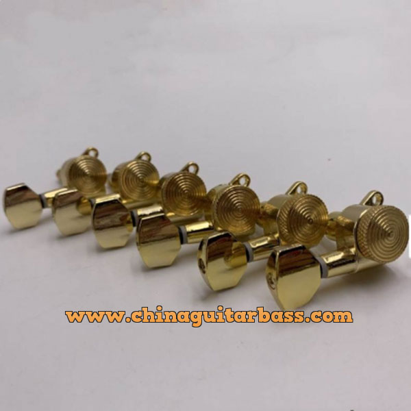 Golden Machine Head for Electric Guitar