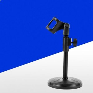 Short Ajustable Height Microphone S